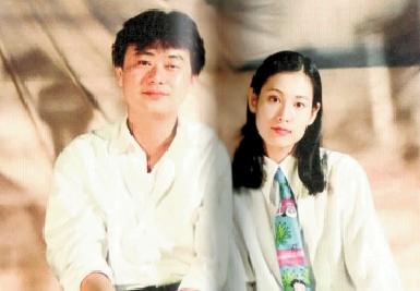 刘若英和陈升曾经的合影照