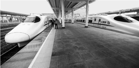 衢九铁路昨起满图试运行 钱报记者体验沿线山清水秀