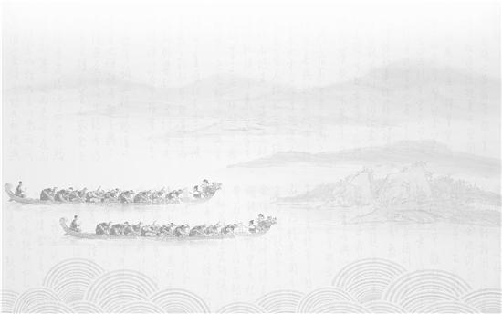 古时杭州人过端午要香、要怪、要雅